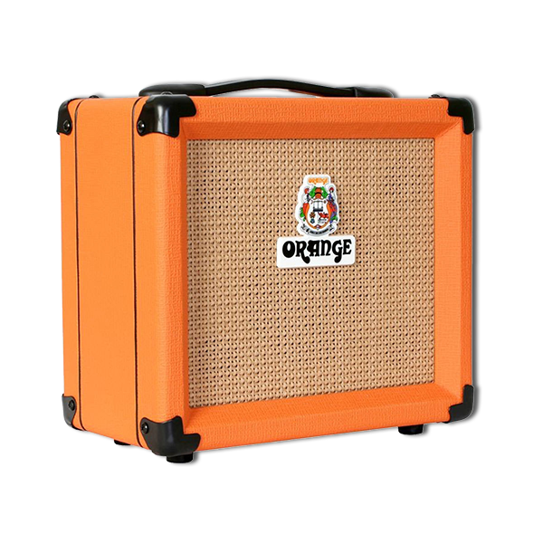 Orange Electric Guitar Amp 12 Watt