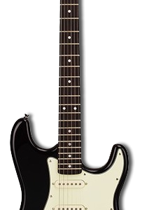 SX Strat Single Coil Electric Guitar with Amp Belt and Bag Kit