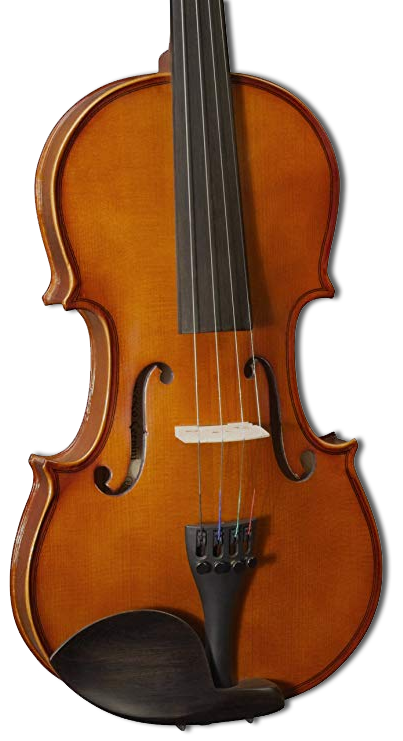 Cervini Violin SV300 with Bag, Bow, Rosin and Belt