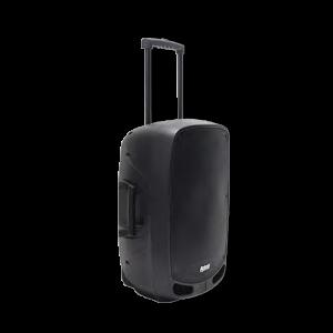 Hybrid PA 15B Powered Speaker with Battery, Wireless Mic, BT , USB 280Watt