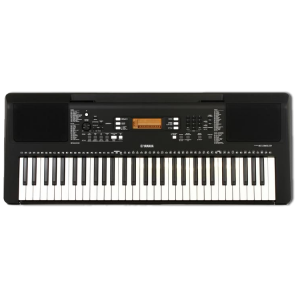 Yamaha PSRE 363 Keyboard 61 Key with 200 Samples 150 Percussion